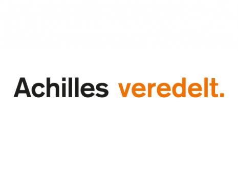 Achilles veredelt.