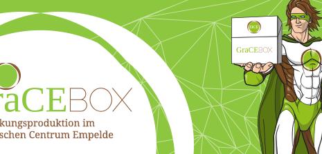 GraCEBOX: Verpackungsproduktion im Graphischen Centrum Empelde