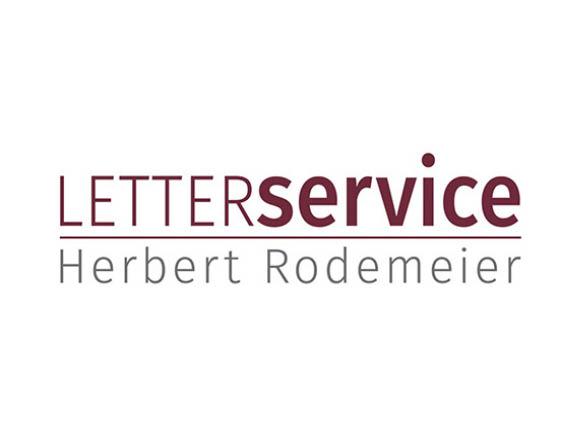 Letterservice Rodemeier